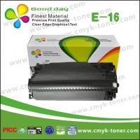 Quality Environmental Toner Cartridge E16 with Canon PC-300 / 310 / 320 / 3230 for sale