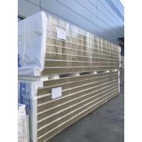 Quality High Strength Cold Room Roof Panels Ire Proof  Customized Size And Color for sale