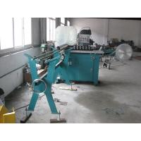Buy HVAC Spiral Wire Reinforced Spiral Duct Forming Machine For Flexible Aluminum Tubing at wholesale prices