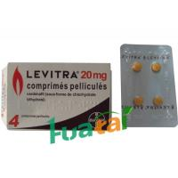 China LEVITRA 20MG Herbal Sex Capsule with 4 Tablets , Men Sex Pills on sale