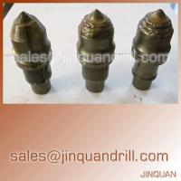 China round shank cutter bits - conical shank bits - conical cutter bit - rotary cutting bits on sale