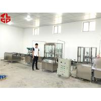 Quality Automated Aerosol Can Filling Machine For Car Engine Cleaner Spray for sale