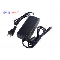 Quality 24V 2A Black Desktop Switching Power Supply US Plug PC ABS Material for sale
