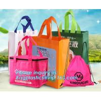 pp non woven metallic bags, metalized bags, picnic bag, cooling bag, fast food delivery bag, thermal bag, isolation pkg