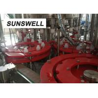 Quality Customized Juice Filling Equipment  Blowing  All Sides Of Bottles With Fast Flowing Air. for sale