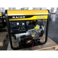 Quality Fully Power Output Open Frame Diesel Generators 10KW With Low Noise / Smooth Operation for sale