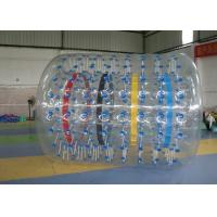 Quality Customized Inflatable Water Toys for Lakes , Inflatable Water Rolling Ball For Adults for sale