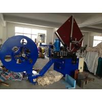Buy Fanrsmachinery Automatic Round Duct Line Spiral Pipe Machine With PLC Control at wholesale prices