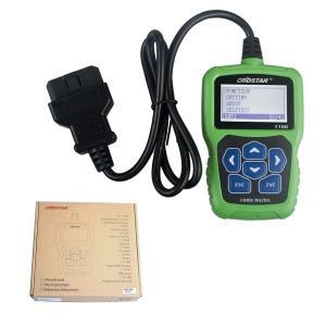 China OBDSTAR F100 Mazda /Ford Car Key Programmer Program Keys and Odometer Adjustment on sale