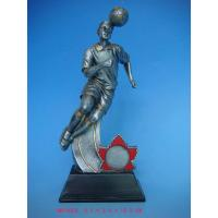 Quality polyresin figurines,resin figurines,soccer player figurine for sale