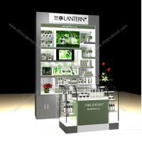 Quality Manufacturing customized acrylic cosmetic display acrylic cosmetic display showcase for sale