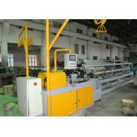 Quality Galvanized Chain Link Fence Machine / Fencing Wire Manufacturing Machine With 4000 mm Width for sale