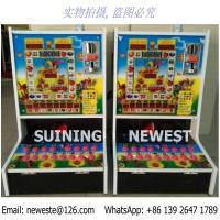 Buy Africa Buyers Love Jackpot Coin Operated Mini Fruit Casino Gambling Arcade Games at wholesale prices