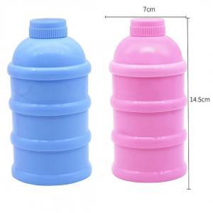 Quality ODM PP Baby Milk Formula Dispenser For Travel No Leakage for sale