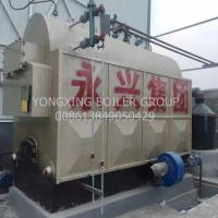 Quality Coal/Biomass Fired Hot Water Boiler For Hospital School Heating 0.7/1.4/2.1/2.8/4.2 MW for sale