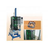 Buy Automatic Stator Metal Wire Winding Coil Pre-Forming Machine / Equipment at wholesale prices