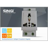 Quality AC30 3 Phase Din rail Modular socket terminal electrical equipment for sale