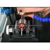 Buy High frequency DC motor commutator hot-melt welding machine , Commutator O.D 5~60mm at wholesale prices