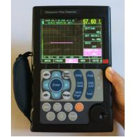 Buy cheap Digital Portable Ultrasonic Flaw Detector, gain 0~130dB,0.2~20Mhz frequency, 0~10000mm from wholesalers