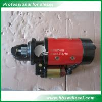 Buy Motor starter assembly QD2707A, C4934622 for Dongfeng truck 210 engine Euro II at wholesale prices