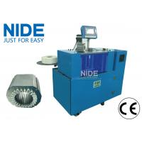 Quality Fully Automatic Slot Insulation Paper Inserting Machine For Special - shaped Slot Stator for sale