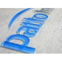 Quality outdoor advertising acrylic letter signs for sale