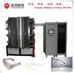 Quality Arc Cathodes Glass Coating Machine , TiCN Vacuum Metalizing Equipment for sale