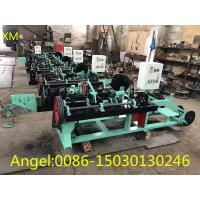 Quality Straight and Reverse Twisted Barbed Wire Machine with High Speed for sale