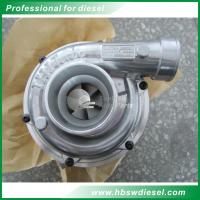 Quality Hitachi EX200-5 6BG1 Turbocharger RHE6 RHE6 114400-4380  turbo for sale