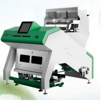 Quality Unique Colour Automatic Sorting Machine / Ccd Tea Color Sorter 800 KG/H for sale