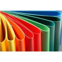 Quality Laminated Tarpaulin For Tent / Shelter / Temporary Storage (UT11/680G) for sale