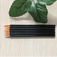 Portable Disposable Makeup Eyeliner Brush Synthetic Fiber Hair