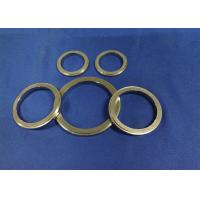 Quality Customized Drawing Stellite Grade 6 Cobalt Chrome Alloy Intake Valve Seat Ring for sale