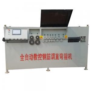 China Steel Bending Machine GTWG4-12A CNC 4-12mm Rebar Stirrup Bending Machine on sale