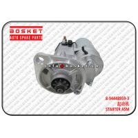 Quality ISUZU NKR55 4JB1 8-94448959-3 8944489593 Starter Assembly Isuzu Truck Parts for sale