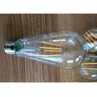 Quality St64 8w Led Household Light Bulbs ,  Ip20 E27 Led Replacement Bulbs For Home for sale