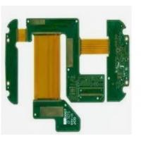 Quality Rigid Flex PCB Board Assembly 2 Oz Copper Clad For Medical Display Monitor for sale