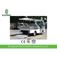 Quality AC Motor Driven 7.5kW Electric Cargo Van For Transportation for sale