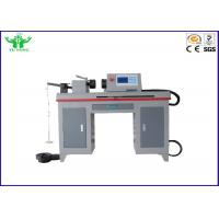 Buy cheap GB/T 2976 1.5cbm Metal Wire Torsion And Wrapping Testing Machine  0.1-10mm from wholesalers