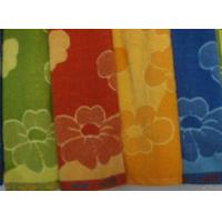 China Cotton Jacquard Terry Towels on sale