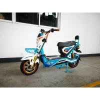 China Fashionable Electric Road Scooter 45 Km/H Disc / Drum Brake 800w Electric Scooter on sale