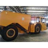 Quality 4X4 Underground Tunnel Mining Dump Truck RT-15 With EuroIII Engine 15t for sale