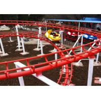 Quality 8KW Thrilling Crazy Mouse Ride CE Certification 1 Year Warranty For Family for sale