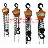 Quality HSZ,HSH-C,HSH-E,HSH-VT series chain block for sale