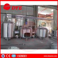 Quality 300 L Micro Beer Brewery Equipment Homebrew Beer Making Machine for sale