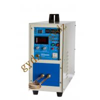 Quality 5KW 30~80KHZ High Frequency Induction Heating Machine for brazing for sale