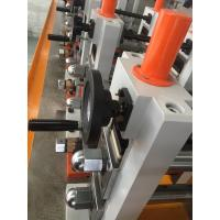 Quality High Precision Automatic ERW Pipe Mill Line Seamless Steel Tube Manufacturing Process for sale
