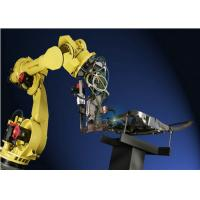 Quality High Efficiency Articulated Industrial Robotic Arm For Point Welding / Arc Welding for sale