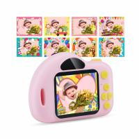 Buy PC Shell Shockproof Mini Kids Digital Camera Multiple Functions Easy To Control at wholesale prices
