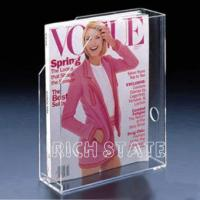 Buy Perspex Magazine Holders at wholesale prices